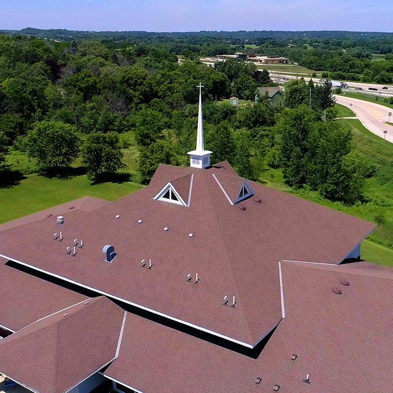 Church & Non-Profit Drone Video
